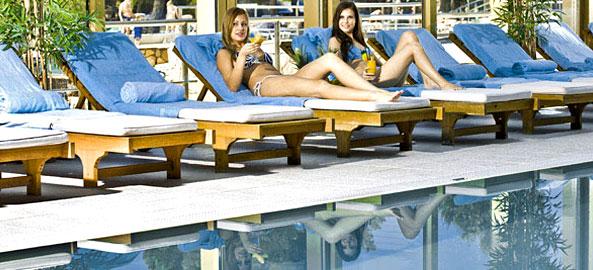 Hotele z basenem krytym w Bułgarii
