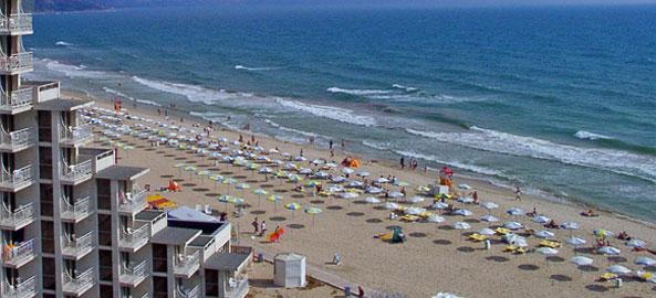 Hotele blisko plaży w Bułgarii